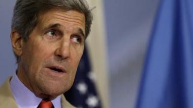 كيري يشارك في مؤتمر باريس حول النزاع الاسرائيلي