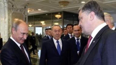 تواصل مفاوضات السلام في أوكرانيا وهدوء على الجبهة