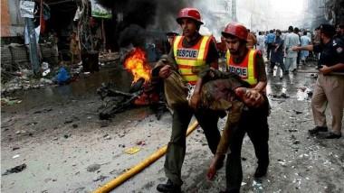قتلى بهجمات ضد الشرطة في باكستان
