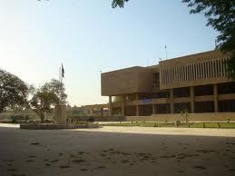 نشاطات المكتبة المركزية في بغداد