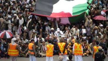 عشرات القتلى من الحوثيين بغارات للطيران الحربي على مواقعهم