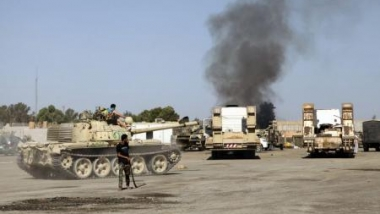 مبعوث بريطاني في ليبيا لمساندة البرلمان