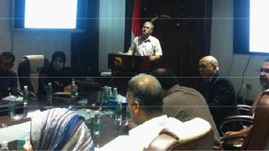 اجتماع رسم سياسات السيطرة على التهاب الكبد الفيروسي