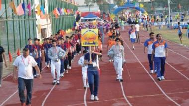 نجاح فعاليات مهرجان العراق لمراكز الموهبة الرياضية