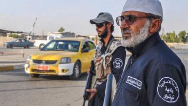 طائرات مجهولة تلقي منشورات تحذر السكان من التجوال في الموصل وداعش يفخخ مداخل المدينة تحسباً لهجوم كاسح من الجيش والبيشمركة