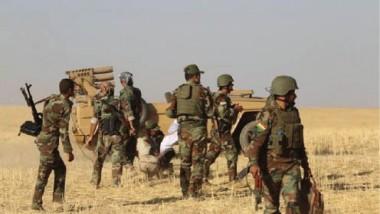 """البيشمركة والحشد الشعبي يحققان تقدماً في اشتباكات مع """"داعش"""" بقرية بشير"""