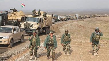كيري: قوات البيشمركة كان لها دوراً في وقف تقدم داعش