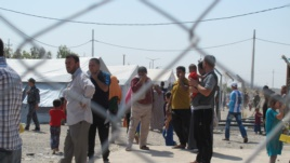 مدير ناحية «بحركة»: أطفال مخيم  النازحين محرومون من التعليم