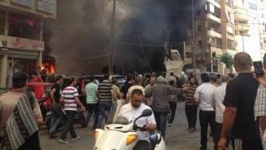 مقتل شخص بانفجار في جنوب لبنان