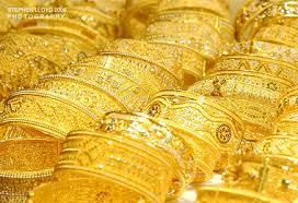 استقرار الذهب عند 1214 دولاراً للأوقية