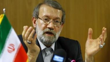 """لاريجاني: أجهزة الطرد المركزي """"مسألة تافهة"""" في المفاوضات النووية"""
