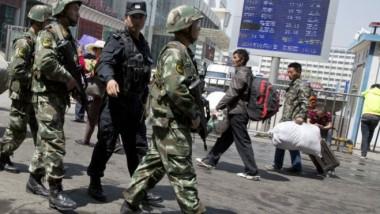 29 قتيلاً وجريحاً بتفجيرات في الصين