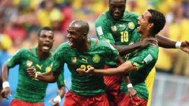 الكاميرون وزامبيا تتأهلان لنهائيات كأس أمم افريقيا