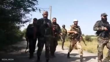"""""""داعش"""" يواصل تقدمه باتجاه مطار دير الزور العسكري"""