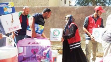 الهلال الأحمر:مئات العائلات النازحة تعود إلى الأنبار وصلاح الدين