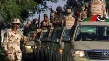 الجيش الليبي يعلن وقفا لإطلاق النار