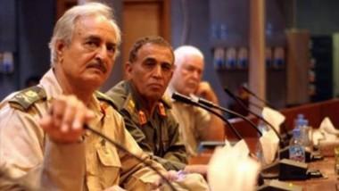 الطيران الليبي يشن غارات على مواقع المسلحين في مصراتة