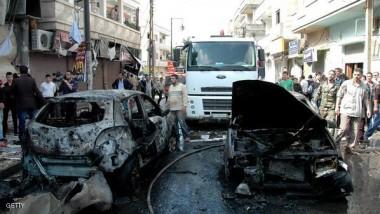 قتلى بتفجير سيارة يستهدف موالين للأسد في حمص