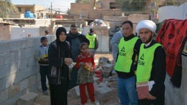 جمعية «نحن والأيتام» الخيرية.. جهود إنسانية من أجل الفقراء