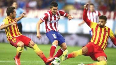 برشلونة يواجه أتلتيكو مدريد في قمّة ملتهبة بالليجا الإسبانية