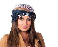 شذى حسون تتابع  أعمالها في القاهرة