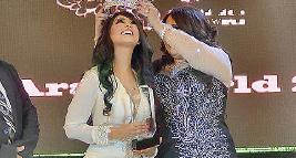 شيلاء سبت ملكة جمال فنانات العرب
