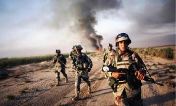 """تراجع كبير لـ""""داعش"""" على جميع الجبهات والبيشمركة على مسافة 15 كم من الموصل"""