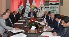 مساعٍ أولمبية لإيجاد قانون  ينظم العمل الرياضي
