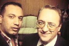 أول»سيلفي» في تاريخ العلاقات العراقية – الروسية