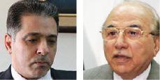 «المحمود« يناقش مع «الغبان» تنفيذ قرارات القضاء