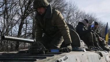 أوكرانيا: لا يمكن سحب الأسلحة الثقيلة