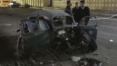 مقتل ضابط وإصابة 7 مجندين بانفجار في القاهرة