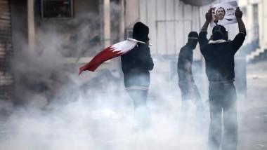 اصابة شرطيين بحرينيين بانفجار في المنامة