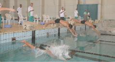 ثلاث فئات تمثل العراق في البطولة العربية للسباحة في دبي