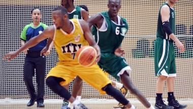 ثلاث مباريات في اختتام المرحلة الثانية لدوري السلة الممتاز