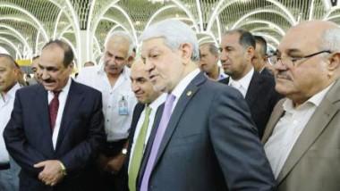 الزبيدي يرعى احتفالية الخطوط العراقية بذكرى تأسيسها