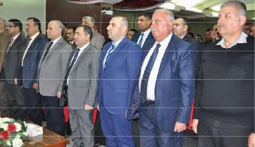رئيس الجامعة العراقية يفتتح المؤتمر العلمي الرابع للاعلام الاسلامي