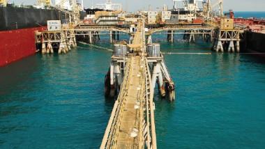 ارتفاع الصادرات النفطية من المرافئ الجنوبية