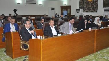 مجلس البصرة يصوت على خطة مشاريع 2015