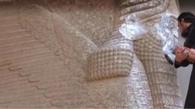 نمرود.. درة الحضارة الآشورية يجرفها «داعش الوحشي»
