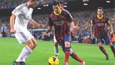 ريال مدريد وبرشلونة يتسلحان بالمعنويات العالية قبل الكلاسيكو