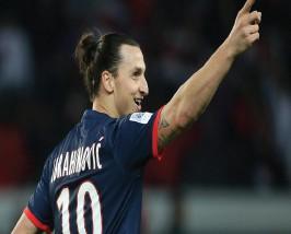 إبراهيموفيتش يرضخ لتصريح وزير الرياضة الفرنسي