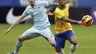 ديوك فرنسا تبدأ الاستعداد لراقصي البرازيل.. ونيمار لا يطيق الانتظار