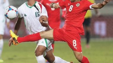 الأولمبي يهزم لبنان بأربعة.. ويواجه جزر المالديف غداً