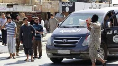 داعش ينقل معامل تعود لأقليات الموصل الى سوريا