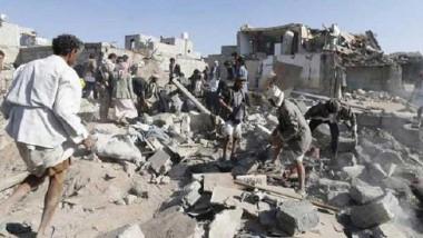 سلسلة من الغارات الليلية على الحوثيين في اليمن