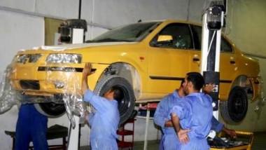 """"""" الصناعة """" بدء تشغيل مصنع تجميع سيارات شيري موديل 2015"""