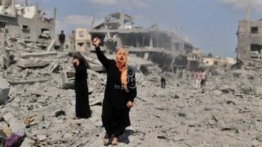 المجتمع الدولي يدعو إلى تسريع اعادة بناء قطاع غزة