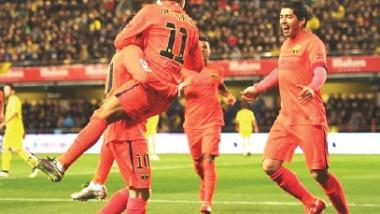 برشلونة يثأر من سيلتا فيجو بصعوبة ويعزّز صدارة الليجا