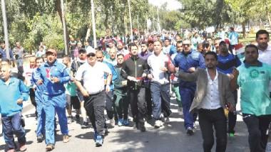 «الشباب» تحيي فعاليات يوم الرياضة العراقي